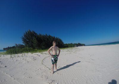 Kipepeo Beach  Sinda Island