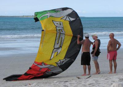 dar es salaam kitesurfing