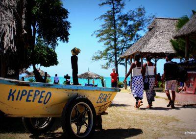 Kigamboni Beach tanzania south beach