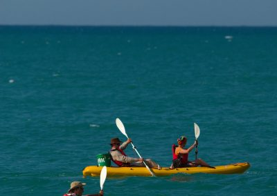 Kipepeo Beach Activities Sea Kayaking 3