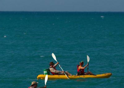 Kipepeo Beach Activities Sea Kayaking 3