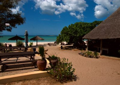 Kigamboni Beach