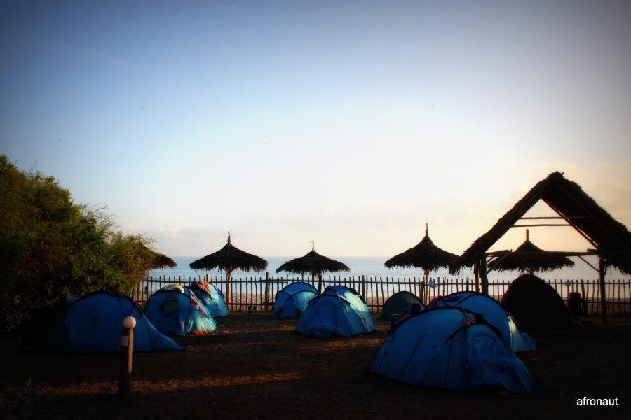 Camping In Dar