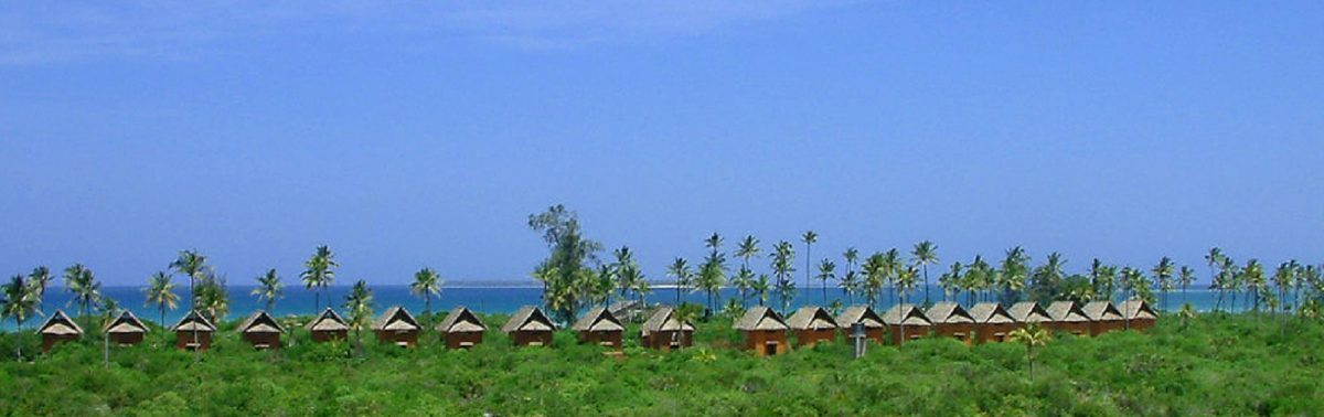 Kipepeo Beach & Village
