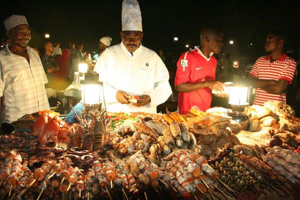 Dar es Salaam food